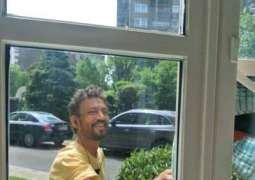 Irrfan Khan shares a smiling picture as he battles cancer
