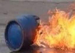 3 killed, over 25 injured in Cylinder blast in Multan