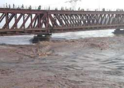 River Kabul continues to flow in low flood:Federal Flood Commission
