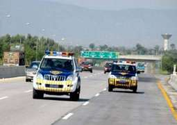National Highways & Motorways Police IG stresses plan for behaviour modification of road-users