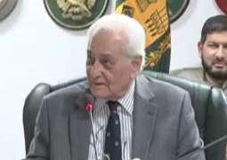 Caretaker govt utilizing all resources for holding peaceful, transparent elections: Azam Khan