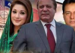 Accountability court adjourns Nawaz Sharif corruption cases till July 30
