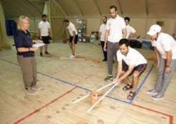 Emirates Foundation kicks off youth summer camp