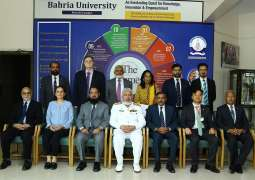 International Workshop at Bahria University on Maritime Education & Research