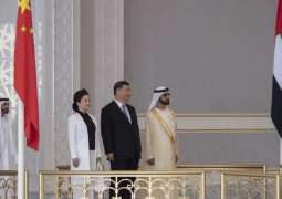 Chinese President Xi Jinping arrives in UAE on a three-day state visit