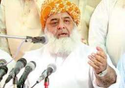 Islamic form of Govt imperative to protect country from all challenges: MMA chief Maulana Fazlur Rehman