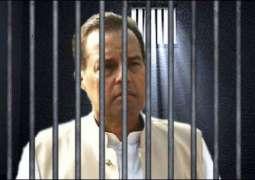 Capt (r) Safdar's health deteriorates in Adiala Jail