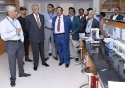 Diploma Course Concluded at MUET Water Center