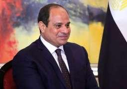Fujairah Ruler congratulates Egyptian President on 23rd July Revolution