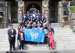 """""""Diplomacy Ambassadors"""" begin tour as part of """"Our Ambassadors Programme 2018"""""""