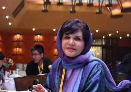 Japan awards Iranian translator for her role in cultural exchange