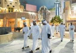 Mohammed bin Rashid, Mohamed bin Zayed open Warner Bros. World Abu Dhabi - Update