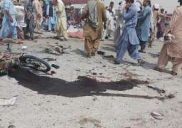 Over 20 killed, several injured as police mobile targeted in Quetta