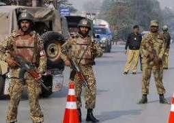 این اے 271بلیدہ:پاک فوج اُتے حملا، 4جوان شہید،10زخمی