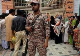 Extraordinary turn out recorded in Rawalpindi division amid tight security