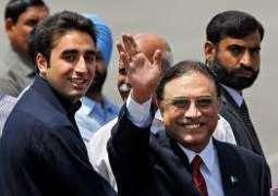 پیپلز پارٹی سندھ وچ حکومت بنان دی پوزیشن وچ آگئی