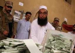 Independent candidate Abdul Ghafar wins PK-26 election