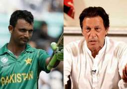 Fakhar Zaman responds to 'PM-to-be' Imran Khan's tweet over double century