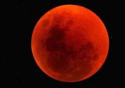 Longest 'blood moon' eclipse best observed in UAE
