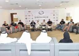 أقوى 15 رجلا بالعالم يتنافسون في دبي خلال أكتوبر المقبل