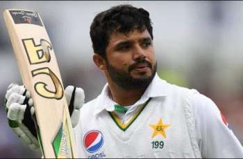 Pakistan's Azhar Ali signs for Somerset