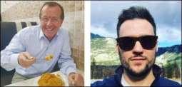 German Ambassador Martin Kobler offers Biryani lunch to Pindi Ambassador Jeremy McLellan and it's winning over the Pakistanis