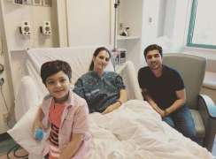 Tv anchor Iqrar ul Hassan's wife hospitalized in Florida