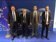 """مجمع الأعمال ب""""دبي الجنوب"""" يوقع شراكة مع اتحاد خبراء الغرف الاوروبية"""