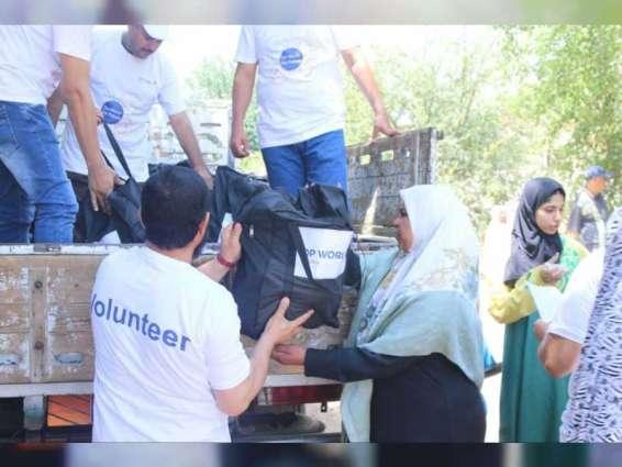 DP World assists 120,000 individuals during Ramadan
