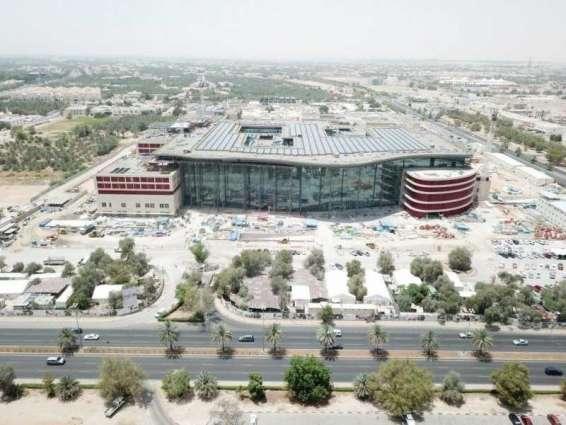 New Al Ain Hospital 66% complete