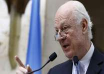 UN holds consultations on Syria in Russia