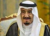 خادم الحرمين الشريفين يعزي ولي عهد دولة الكويت في وفاة الشيخة فريحة الصباح