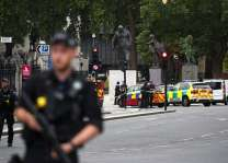 No fatalities expected in UK parliament car crash: police