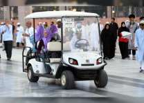 Over 1,486 million pilgrims arrive in Saudi Arabia
