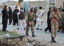 14 men injured in hand grenade blast in Nushki
