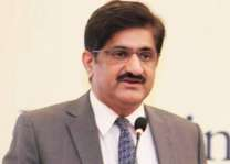 Improvement of infrastructure, Education, Health sectors on priority: Syed Murad Ali Shah