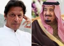Saudi Crown Prince phones Imran Khan; felicitates on election victory