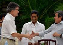 Colombia's ELN says will free hostages after pressure from president