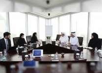اجتماع لبحث تعزيز أطر التعاون لتمكين الشباب في مجال ريادة الأعمال