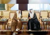 Nahyan bin Mubarak condoles Emir of Kuwait on death of Fariha Al Sabah