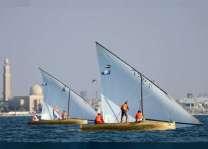 """""""دبي الدولي للرياضات البحرية """" يواصل تحضيراته لموسم السباقات الجديد"""