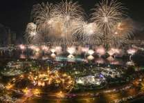 Al Majaz Waterfront to host spectacular fireworks show on Eid al-Adha