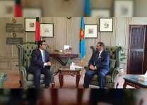 UAE Ambassador meets Mayor of South Dhaka