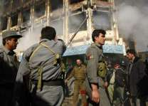 Gunmen attack intelligence training centre in Kabul