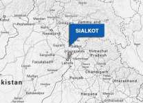 Citizen looted by dacoits in Sialkot