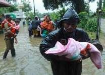 ارتفاع حصيلة ضحايا فيضانات الهند الى 87 قتيلا
