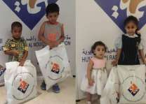 AED861,000 in Eid gifts for 287 orphans in Ajman