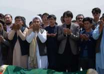 Afghanistan continues its slide into violence