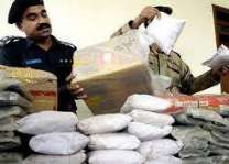 Pakistan Customs Sukkur seizes 88 kilograms of Hashish in Karachi