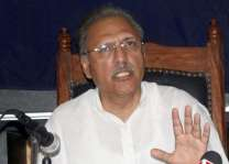PTI chalks out plan to address economic crisis: Dr Arif Alvi